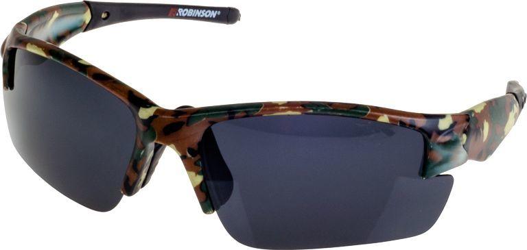 Okulary Wędkarskie Polaryzacyjne Szare Robinson kup