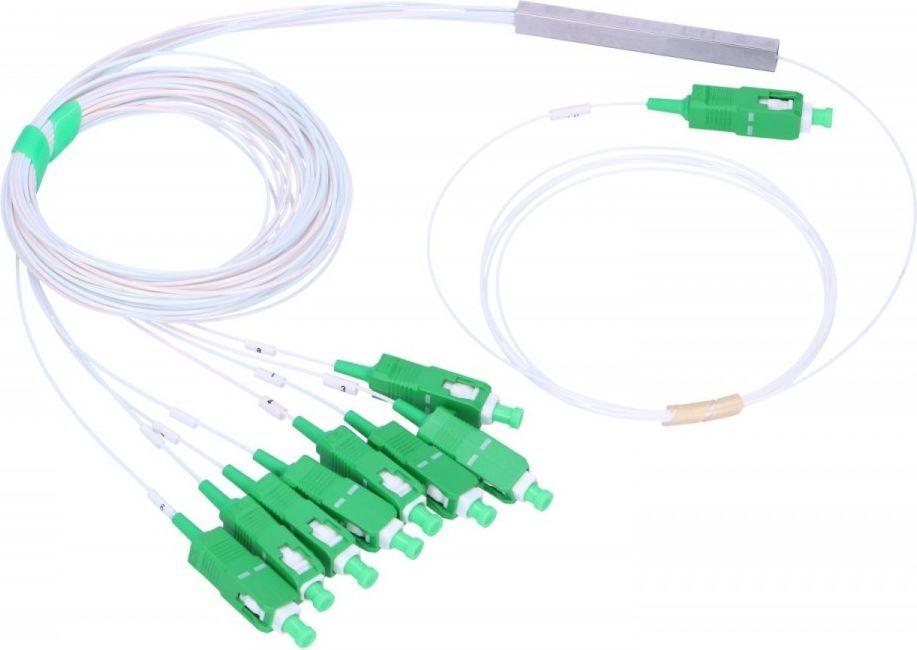 ExtraLink Splitter PLC 1:8 SC/APC 900UM 1.5M (EX.0660) 1