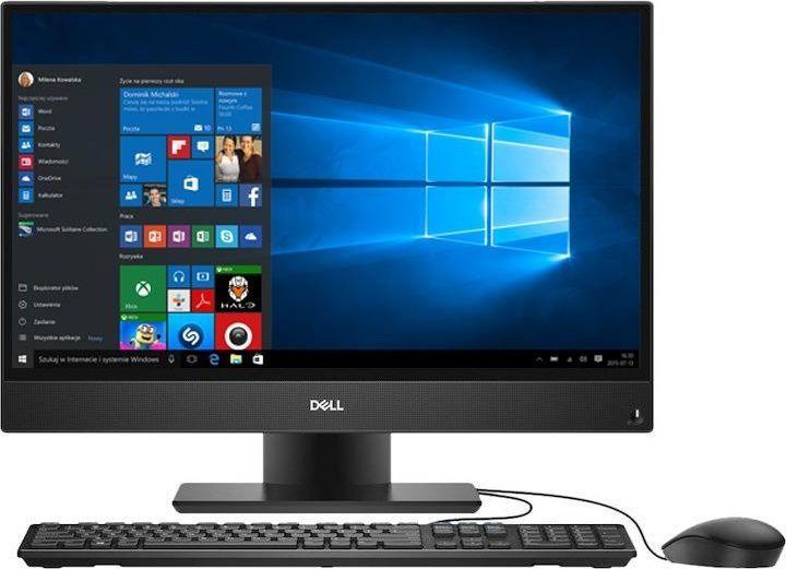 Komputer Dell OptiPlex Core i3-8100, 4 GB, Windows 10 Professional 1