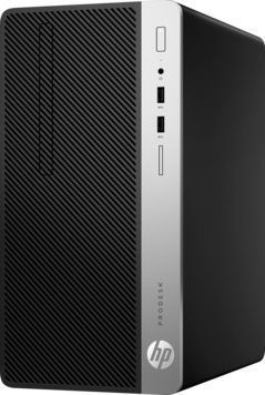 Komputer HP ProDesk Core i5-8500, 4 GB, Intel HD Graphics 630, 500 GB HDD Windows 10 Pro 1