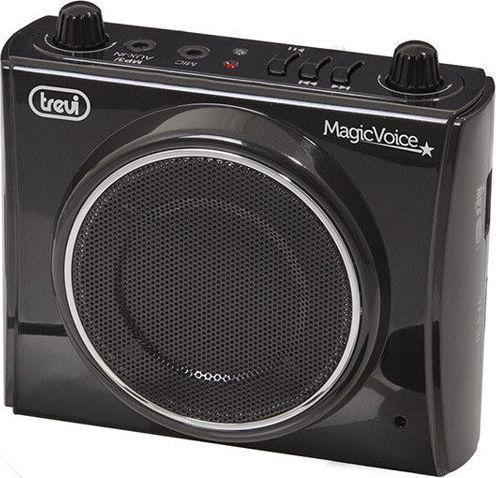 Wzmacniacz słuchawkowy Trevi Karaoke K755 1