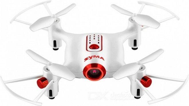 Dron Syma X20W biały (X20W-WHT) 1
