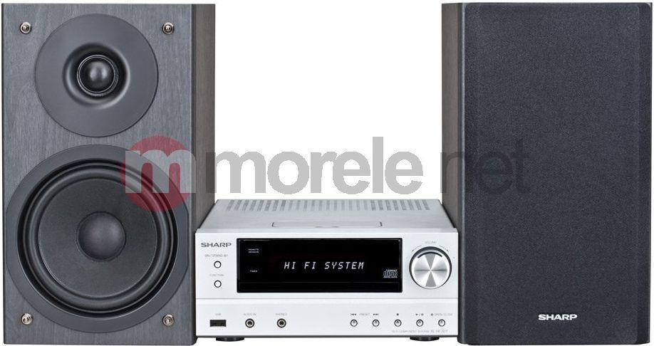 Wieża Sharp XL-HF301PHS 1