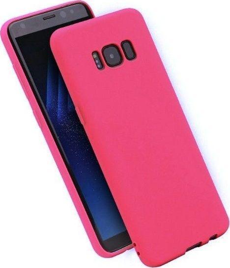 Etui Candy Nokia 7 Plus różowy/pink 1