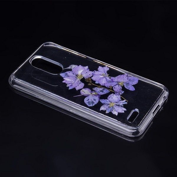 Etui Flower LG K10 2017 wzór 2 1