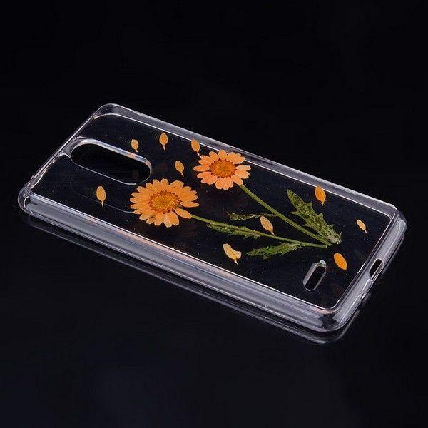 Etui Flower LG K8 2017 wzór 1 1