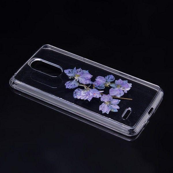 Etui Flower LG K8 2017 wzór 2 1