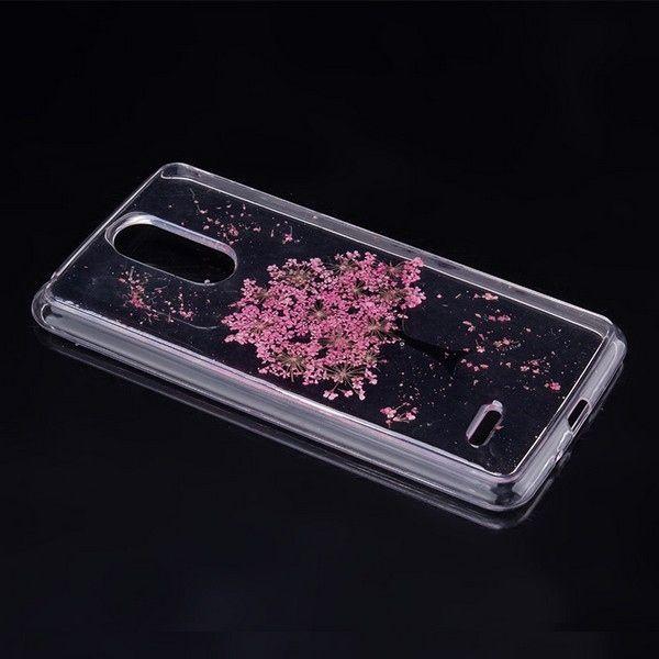 Etui Flower LG K8 2017 wzór 5 1
