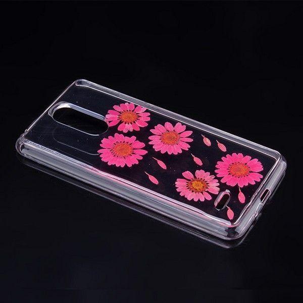 Etui Flower LG K8 2017 wzór 6 1