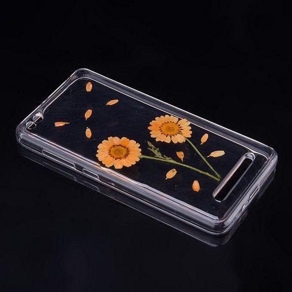 Etui Flower Xiaomi Redmi 4A wzór 1 1