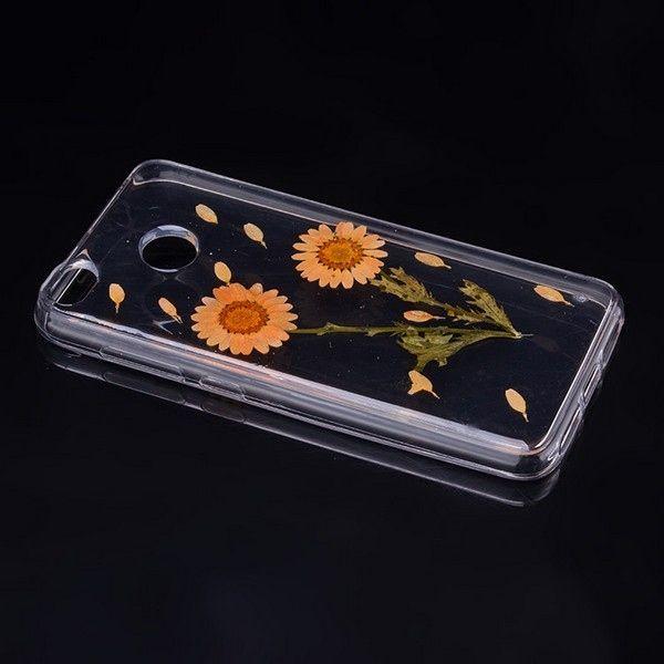 Etui Flower Xiaomi Redmi 4X wzór 1 1