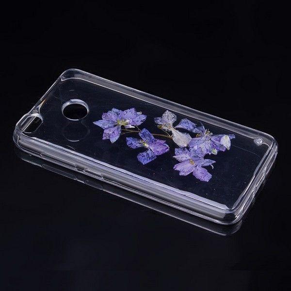 Etui Flower Xiaomi Redmi 4X wzór 2 1