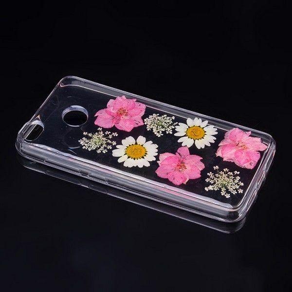 Etui Flower Xiaomi Redmi 4X wzór 8 1