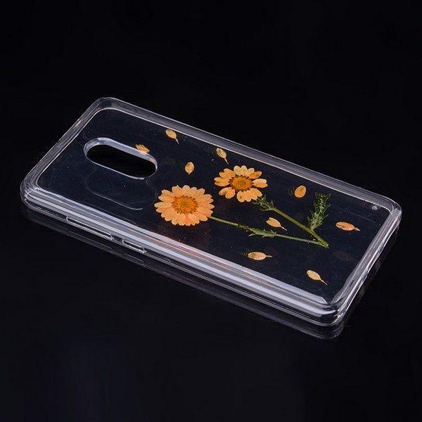 Etui Flower Xiaomi Redmi Note 4 wzór 1 1