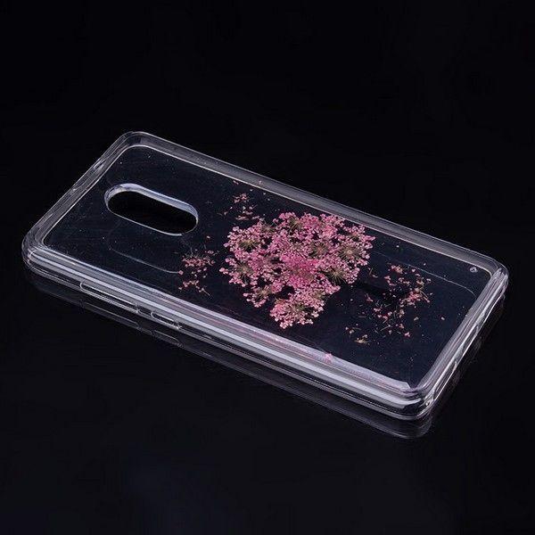 Etui Flower Xiaomi Redmi Note 4 wzór 5 1