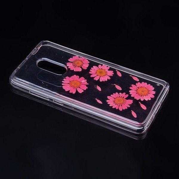 Etui Flower Xiaomi Redmi Note 4 wzór 6 1