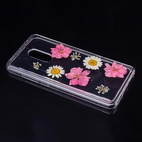 Etui Flower Xiaomi Redmi Note 4 wzór 8 1