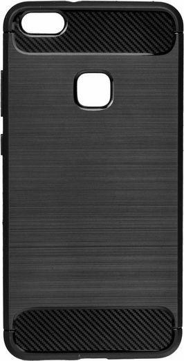 Etui Carbon Huawei Y7 czarny/black 1