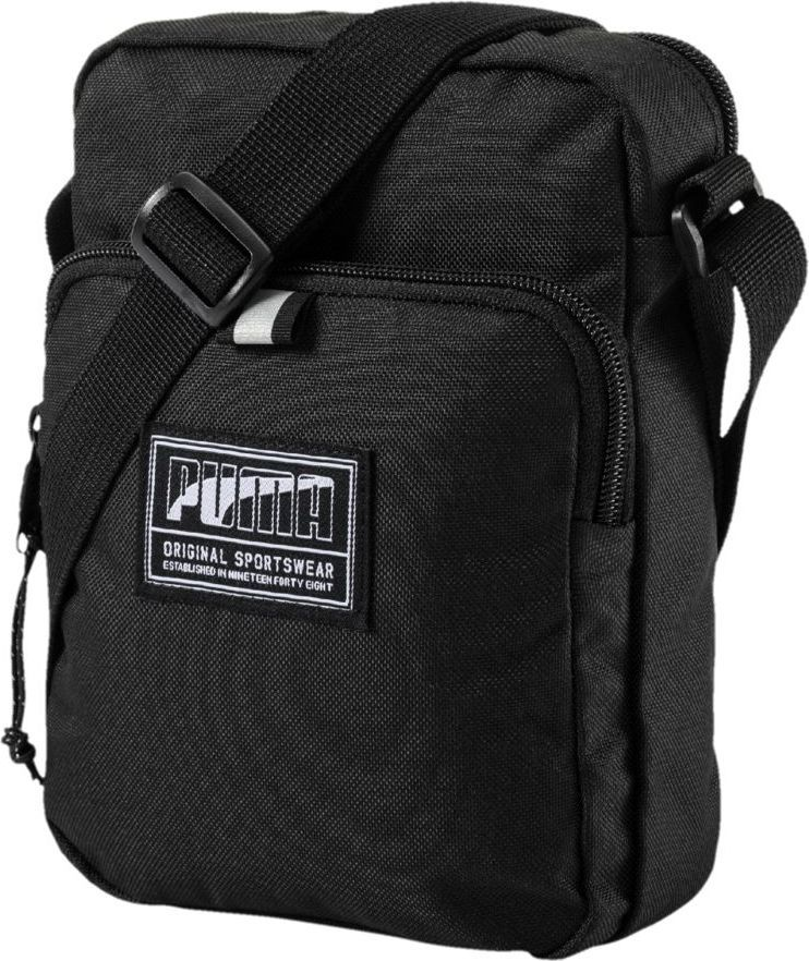 d7b2e83e7f6a9 Puma Torba sportowa Academy Portable 2.1L czarna (074721 01) w  Sklep-presto.pl