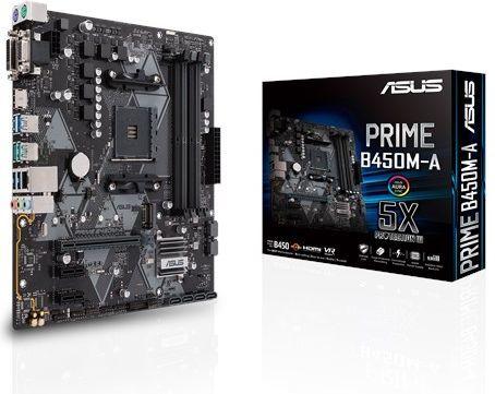 Płyta główna Asus PRIME B450M-A 1