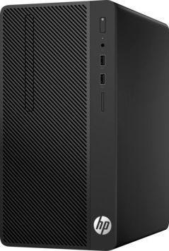 Komputer HP 285 G3, Ryzen 5 2400G, 8 GB, Radeon RX Vega 11, 256 GB SSD Windows 10 Pro 1