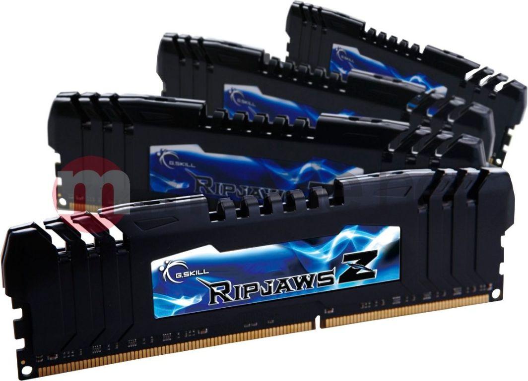 Pamięć G.Skill RipjawsZ, DDR3, 16 GB, 2133MHz, CL9 (F3-17000CL9Q-16GBZH) 1