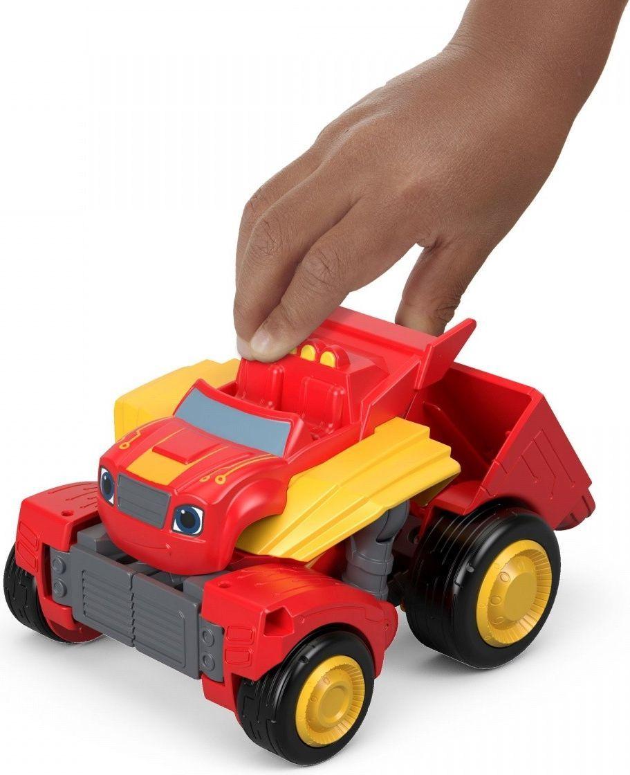 Fisher Price Blaze. Pojazdy - Roboty, Blaze (FTB93/FPJ40) 1