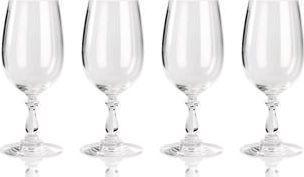 Alessi Zestaw kieliszków do białego wina krystaliczne szkło Dressed 4szt. 1