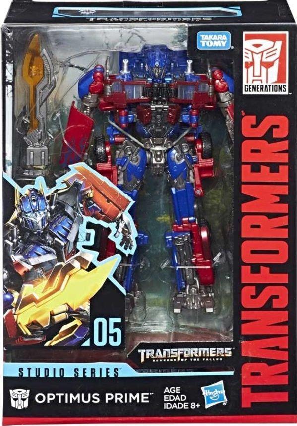 Hasbro TRANSFORMERS MV6 STUDIO SERIES VOYAGER (E0702) 1