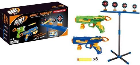 Mega Creative Pistolet na strzałki (413418) 1