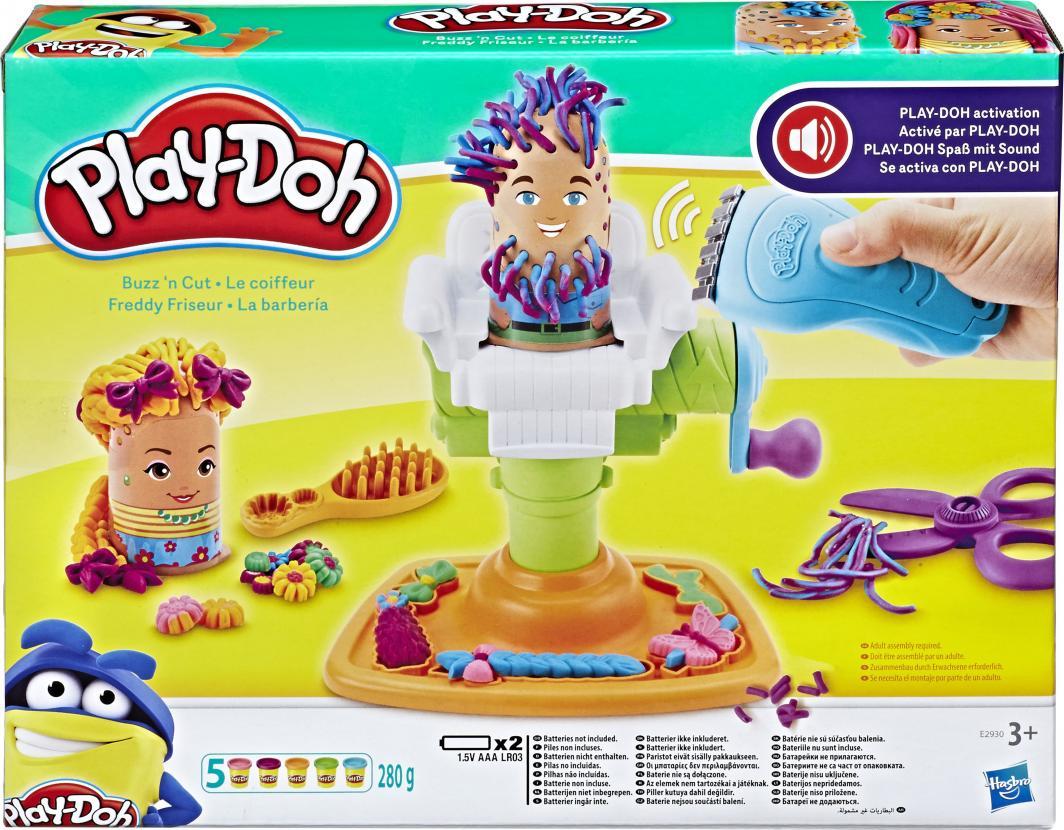 Play-Doh Afera U Fryzjera (E2930) 1