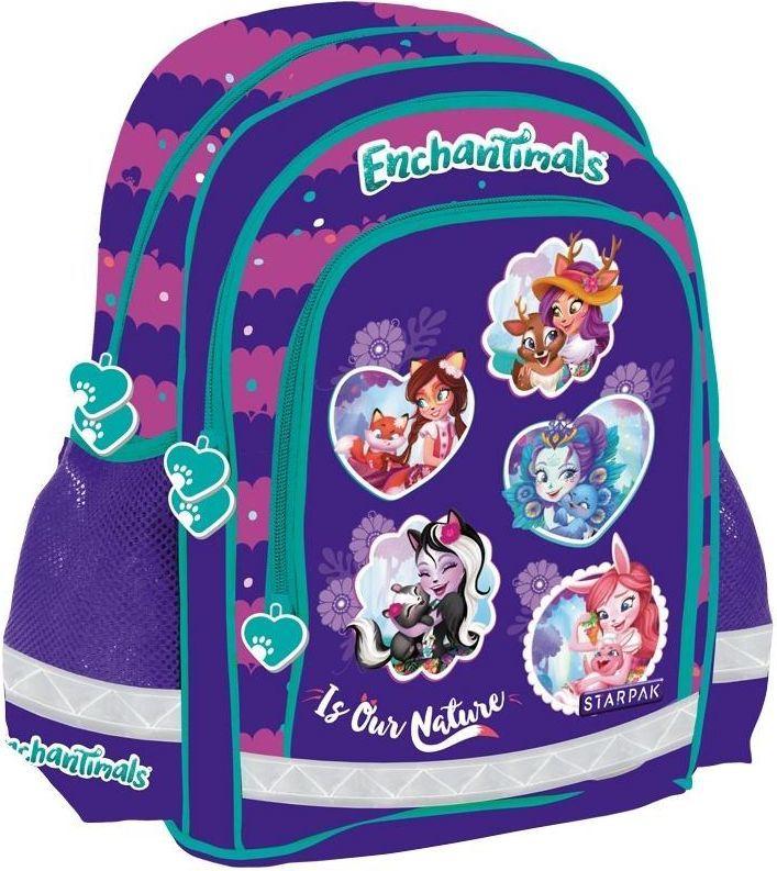 Starpak Plecak szkolny Enchantimals 1