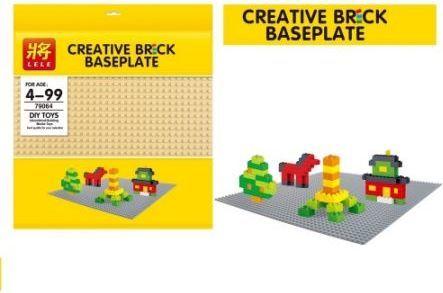 Mega Creative Podstawka pod klocki konstrukcyjne 1