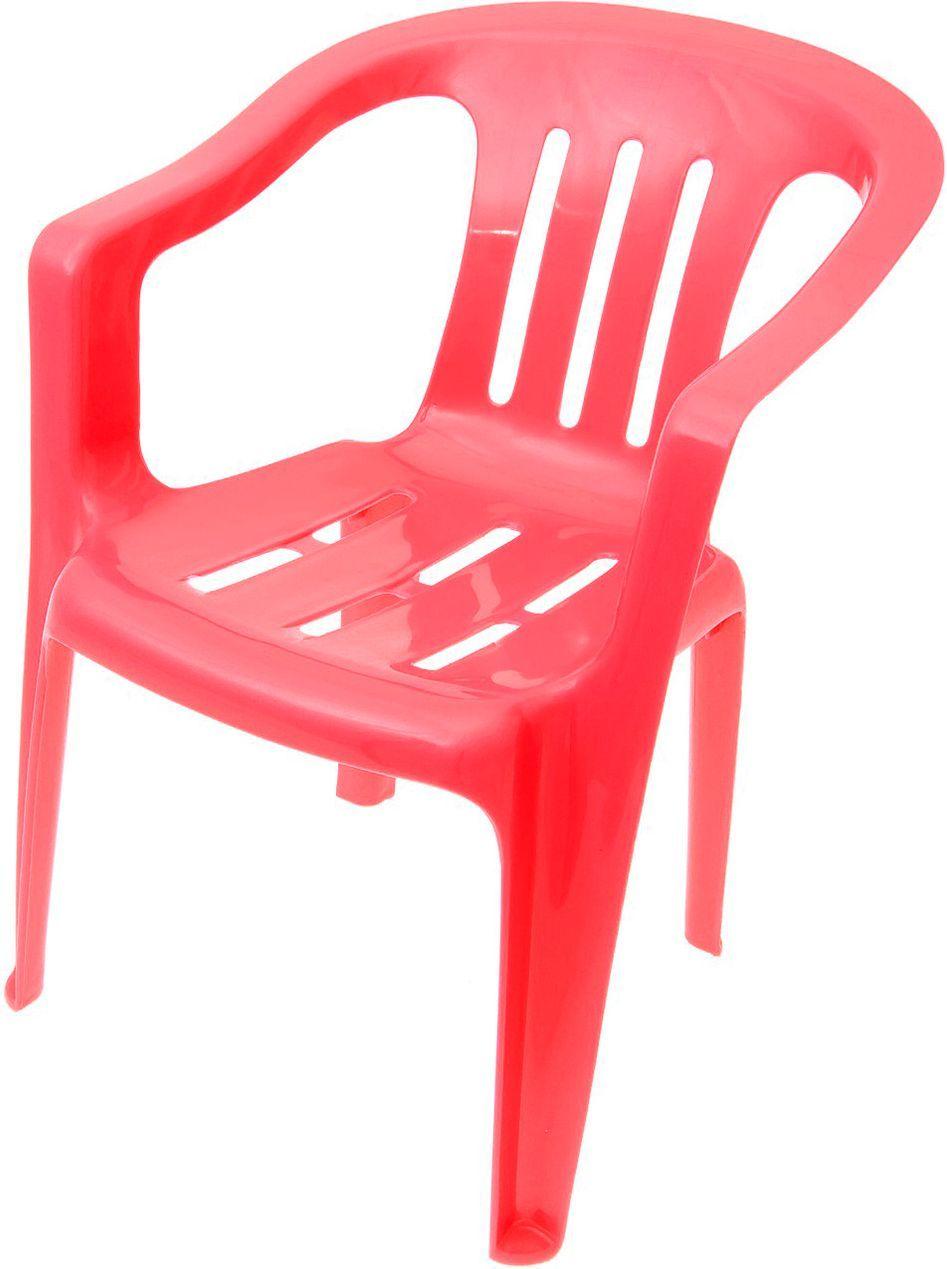 Tega Krzesełko Dziecięce Czerwone 1