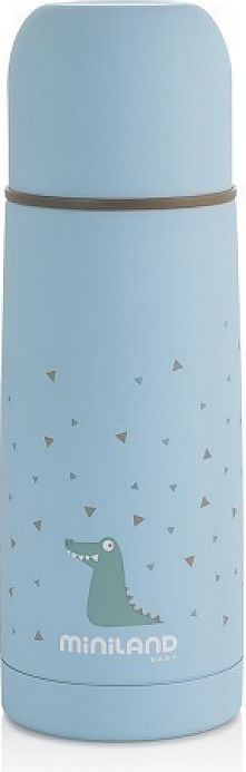 Miniland Termos dla dzieci niebieski 350ml (ML89216) 1