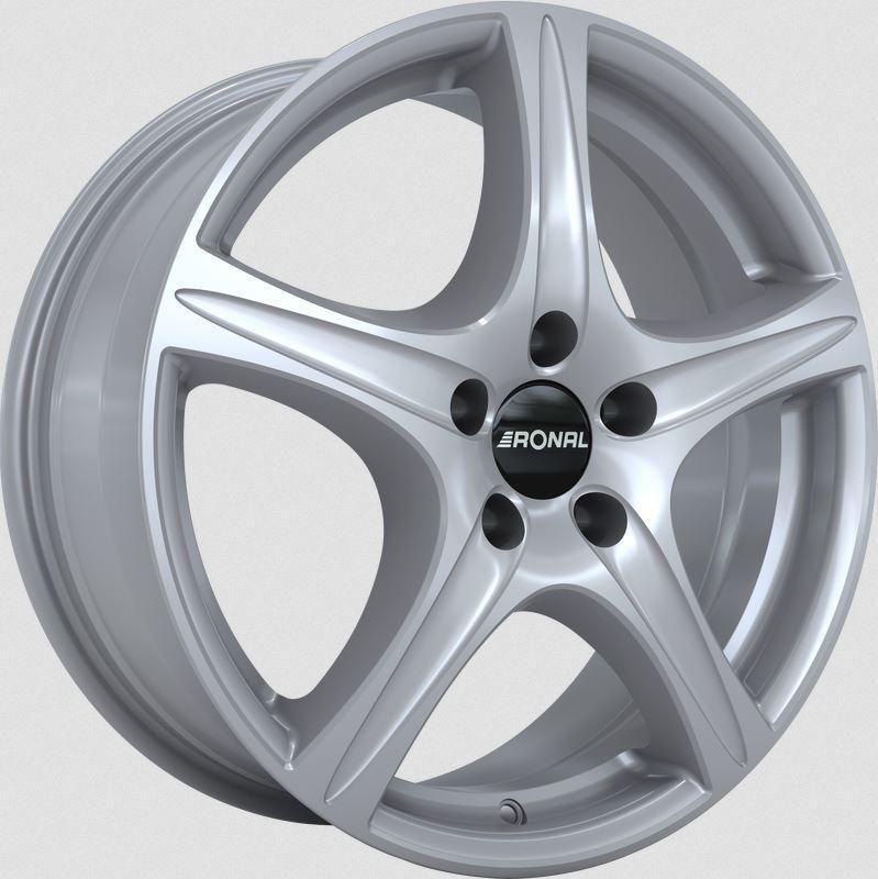 Ronal R56 Silver 6.5x16 5x114.3 ET31.5 1