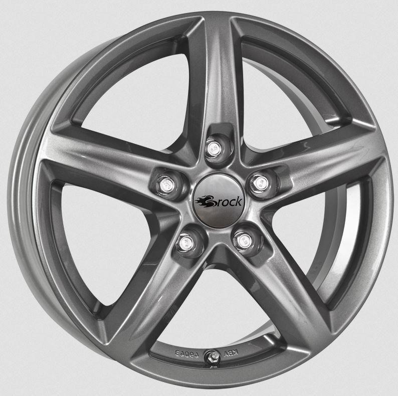 RC-Design RC24 Titan Metallic 6.5x16 4x108 ET23 1