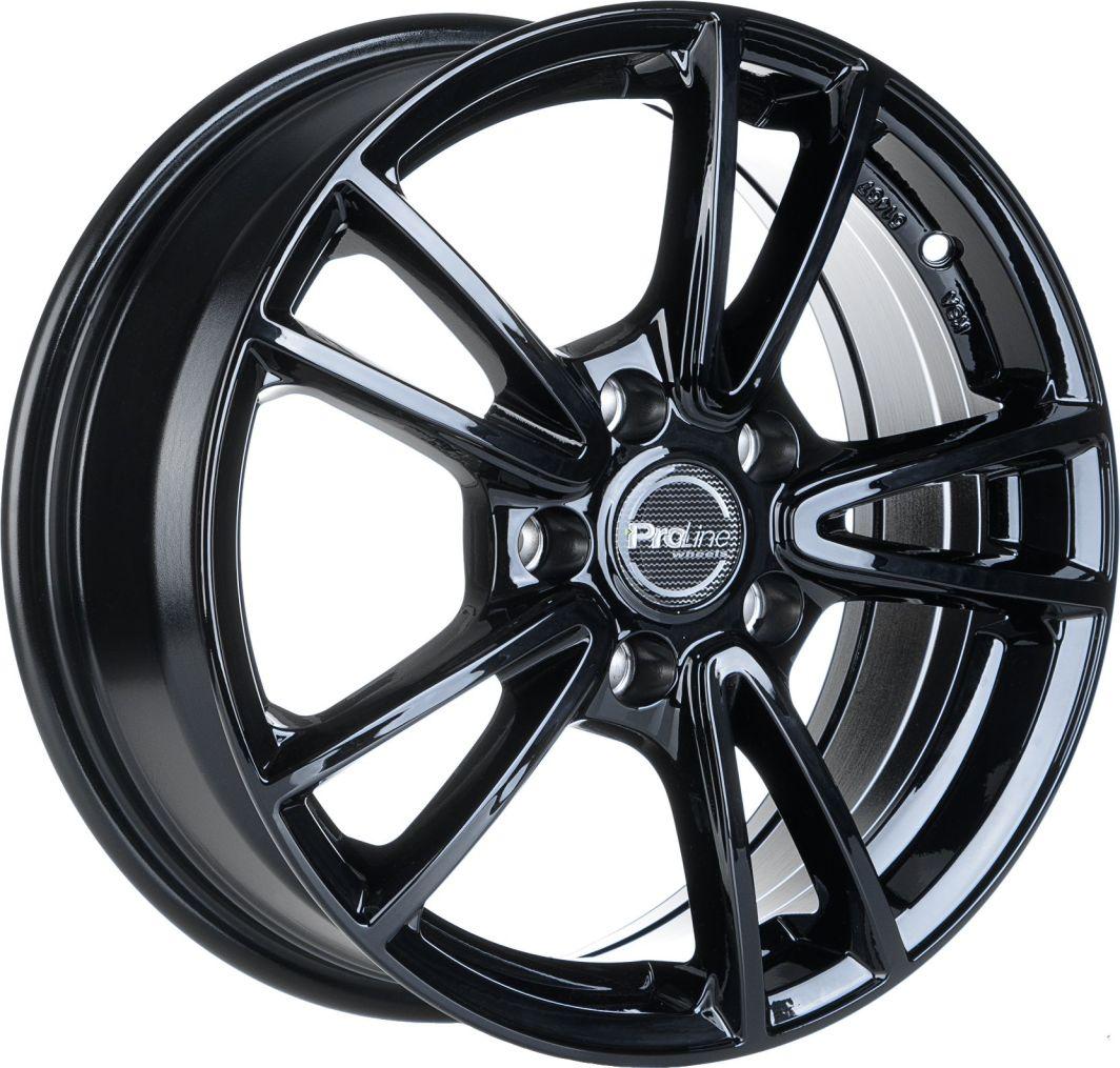 Proline Cx300 Black 65x16 5x1143 Et49 W Motoriapl