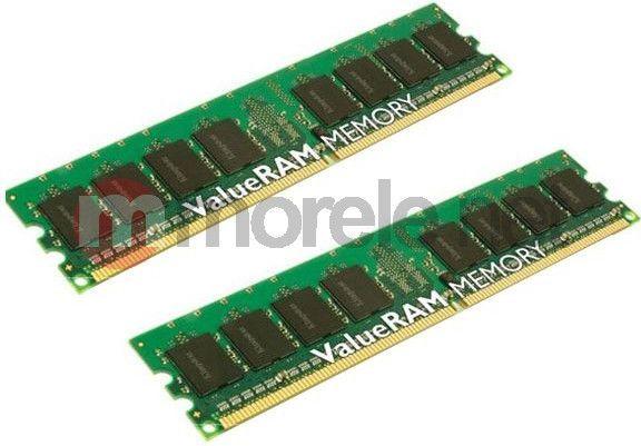 Pamięć Kingston ValueRAM, DDR3, 16 GB, 1333MHz, CL9 (KVR13N9K2/16) 1