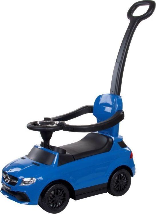 Sun Baby Jeździk Mercedes - Benz GLE 63 AMG z popychaczem - niebieski 1