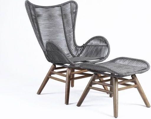 Miloo Home Fotel z podnóżkiem Parado (ML7466) 1