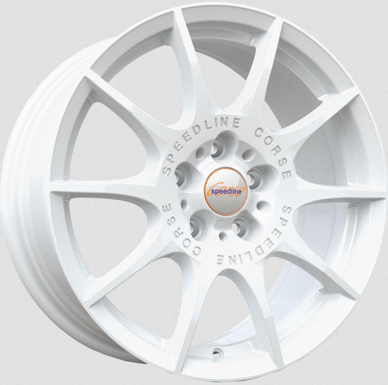Poważnie Speedline SL2 Rallye White 7.5x17 4x100 ET35 w Motoria.pl DW62