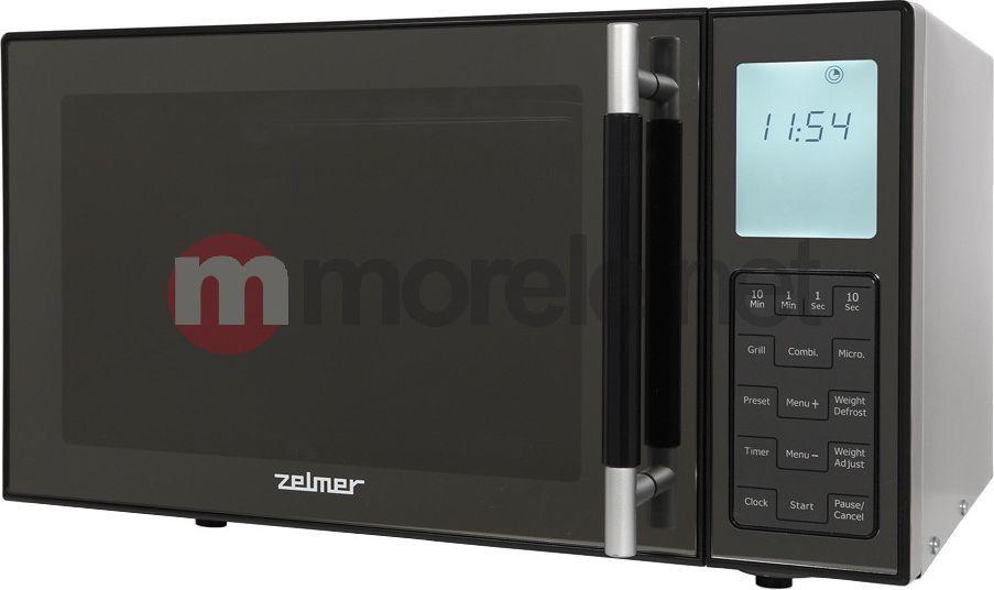 Kuchenka mikrofalowa Zelmer ZMW3133B (MW 4163LS) 1