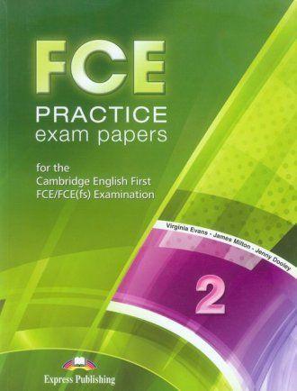 FCE Practice Exam Papers 2 SB 1