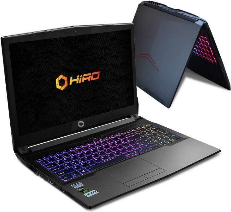 Laptop Hiro 857 H25 (NBCN857HP6-H25 NTT) 1