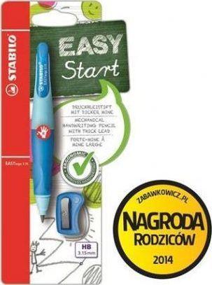 Stabilo Ołówek EASYergo 3,15 Start niebieski STABILO 1