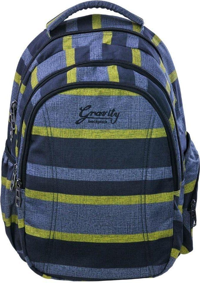 Incood Plecak trzykomorowy 1