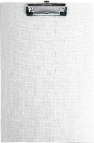 D.Rect Deska A4 PVC z klipem biała D.RECT 1