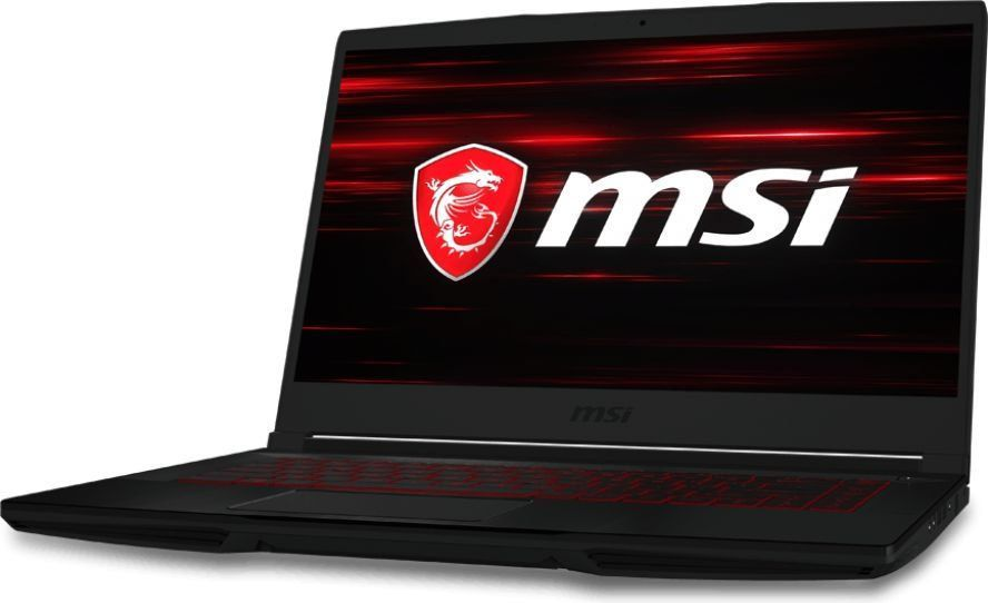Laptop MSI GF63 8RD-013XPL 8 GB RAM/ 240 GB M.2 PCIe/ 2TB HDD/ Windows 10 Pro PL 1