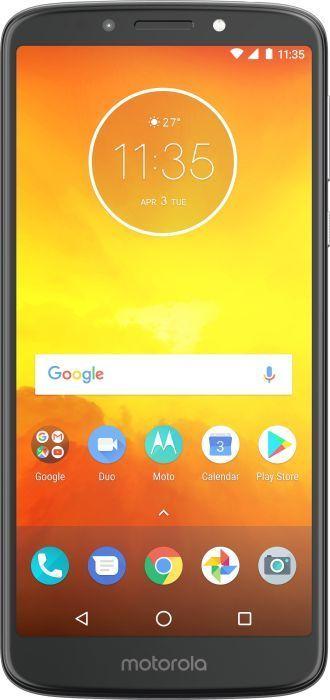 Smartfon Motorola PACG0007PL 16 GB Dual SIM Szary  (PACG0007PL) 1